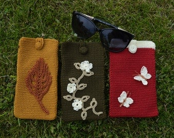 Eyeglasses and sunglasses cases