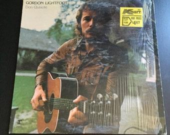 Gordon Lightfoot, Don Quixote, Reprise Records, MS 2056, 1972, Vintage Vinyl Record