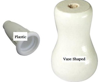 Cord Tassels Cord Drop Cord Pull Shades Plastic Vase shaped DIY