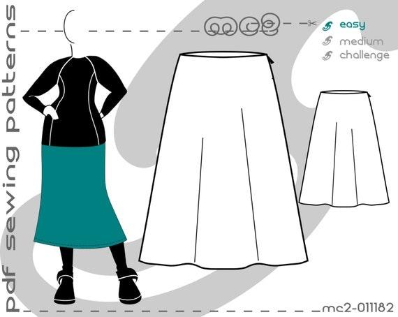 a line skirt plus size sizes uk 18 24 usa 14 20 sloper