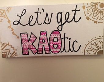 Let's get KAOtic painting