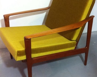 Juul Kristensen mid century easy chair
