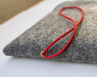 Apple Ipad Air felt wool case