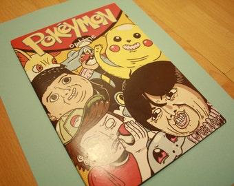 Pokeymon Online - Comic Book