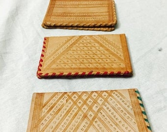 Liberian Leather Wallet