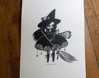 Witch - Print