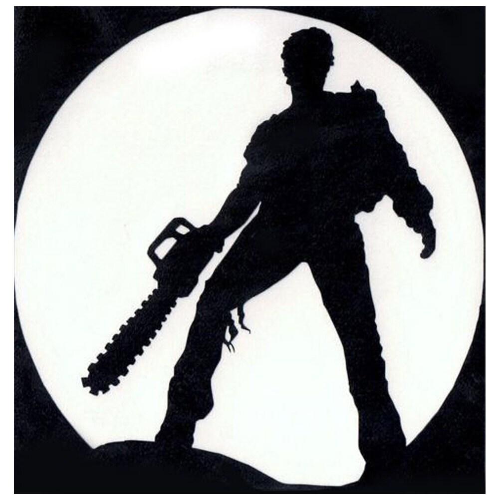 Evil Dead Vinyl Decal Wall Art Groovy