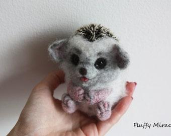 Hedgehog Julie