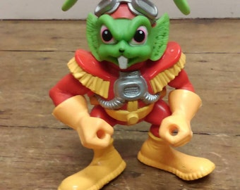 Bucky O'Hare vintage toy/action figure.