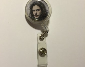 Game Of Thrones Id Badge Reel Clip