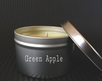 Green Apple (8oz) soy candle