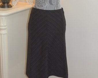 M MISSONI A-line vintage wool skirt