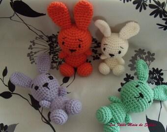 Lay soft crochet