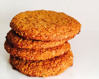 Gingerbread Cookies, Gluten Free, Refined Sugar Free, High Protein, Low Calorie, Icing