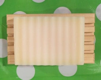 Handmade Cold Process Unscented/Dye Free Soap