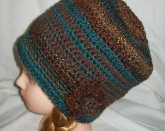 Crochet Hat - Tam