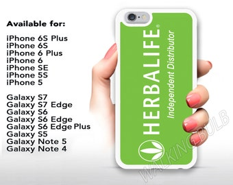 Herbalife Distributor iPhone / Samsung Galaxy Silicone Case High Quality FAST SHIPPING