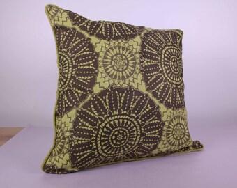 Outdoor Cushion Cover - Geometric Circles (45cm x 45cm)