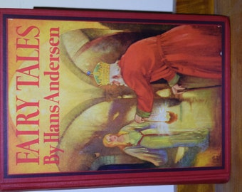 Fairy Tails By Hans Anderson (Free Shipping)