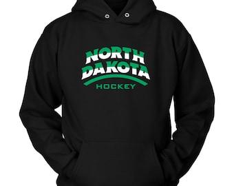 North Dakota Hockey Unisex Hoodie