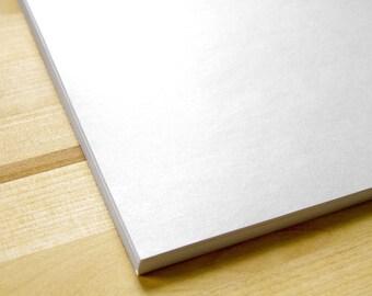 Metallic Cardstock Paper - Pearlescent Petallics Paper - 8.5 x 11 Blank Card Stock - Aspire Petallics Letter Paper - Beargrass