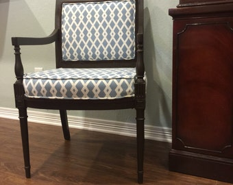 SOLD - Occasional/Accent Arm Chair