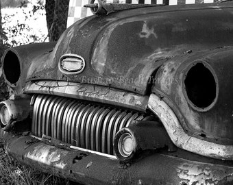 Old Car, Photography
