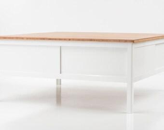modern coffee table
