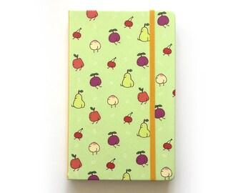 fruit butts notebook