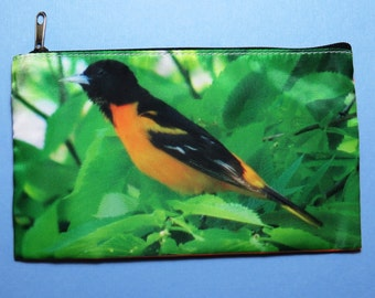 Baltimore Oriole Carry Pouch