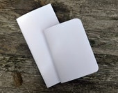 Inserts white paper 120g  traverler's notebook - midori - fauxdori