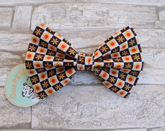 """Bow Tie Bowtie """"Autumn Vibes"""" for dogs, cats or other pets"""