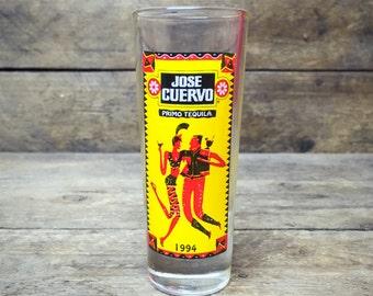 Jose Cuervo Primo Tequila 1994 Shot Glass
