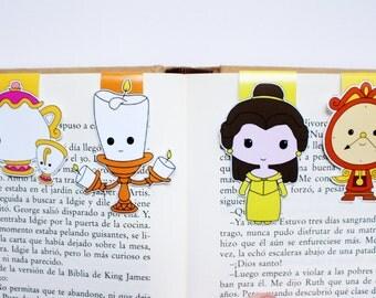 Disney Magnetic Bookmarks - Set 3