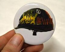 """Full Metal Jacket - 2.25"""" Button Badge Pin"""