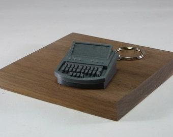Steno Machine Keychain - 3D Printed