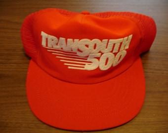 Vintage Transouth 500 Snapback Hat