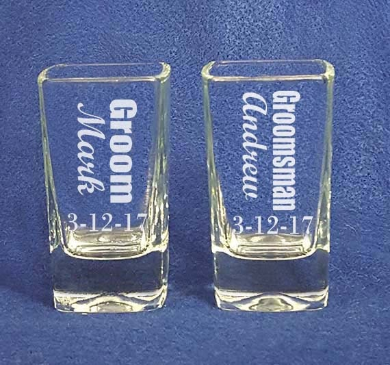 Wedding Gifts Engraved Glasses : ... Gifts Guest Books Portraits & Frames Wedding Favors All Gifts