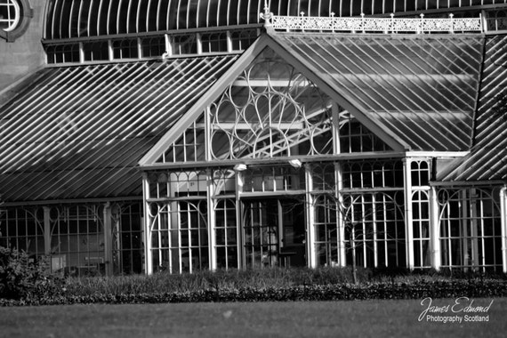 Glasgow, Glasgow Photography, City Photography, Black And White, Scotland, Scottish, Wall Art, Wall Prints, Wall Decor, The Peoples Palace