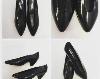 Vintage Patient Heels