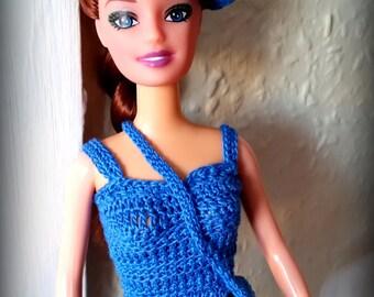 Accessori per barbie borsetta colore azzurro e di for Accessori per barbie