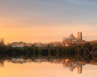 Ely Cathedral, Cambridgeshire, England, UK Photography - Fine Art Print by Meleah Reardon