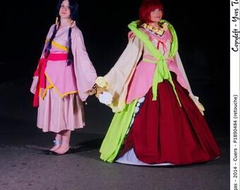 Kougyoku Magi cosplay