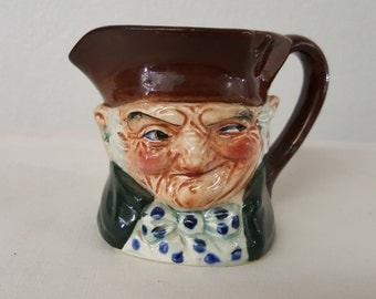 Vintage Toby Mug, Occupied Japan, Collectible Toby, Toby face mug, Occupied Japan, Vintage mug,