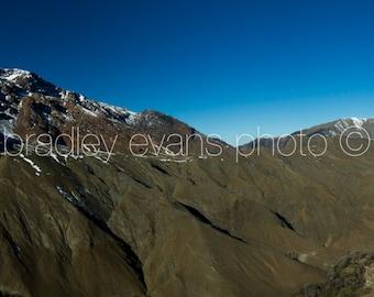 Atlas mountain range