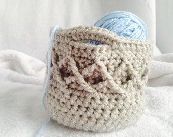 Crochet box pattern Etsy