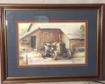 Sharon Pedersen  limited edition signed and numbered