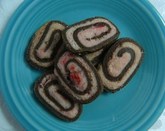 Pinwheel Cookies - Two Dozen