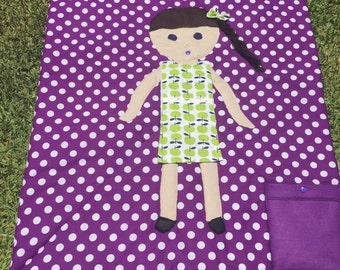 MIA Dress Me Up Blanket - including 3 outfits.