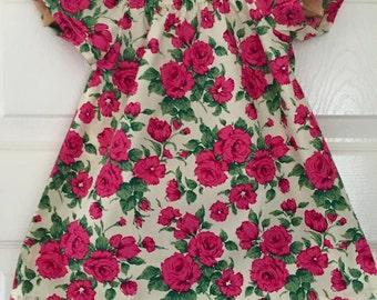 ROSIE Dress, handmade